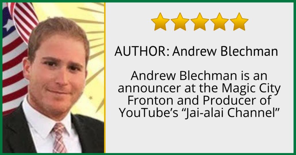 Andrew Blechman